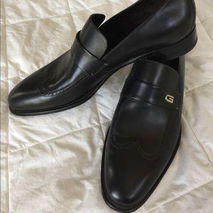 Gucci Men's WingTip Dress Loafers NEW Sz11d